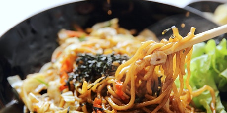 Festival of Japanese Street Fare - Online Cooking Class by Cozymeal™ tickets