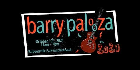 Barrypalooza tickets