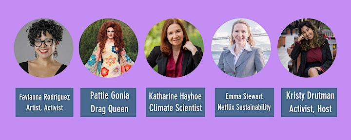 2021 Hollywood Climate Summit image