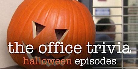 'The Office' Halloween Trivia at Railgarten tickets