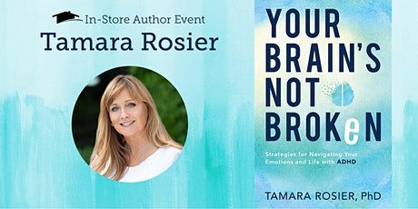 Author Night with Dr. Tamara Rosier tickets