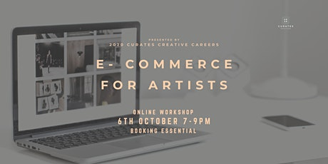 E-Commerce for Visual Artists tickets