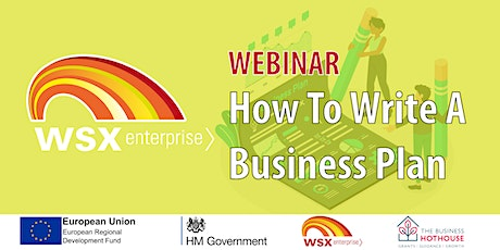 Business Planning (How to Write a Business Plan) Webinar tickets