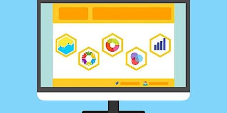 Canva Basics - Free Graphic Design App tickets