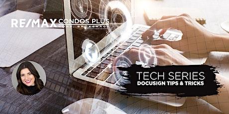 Tech Series: DocuSign Tips & Tricks tickets