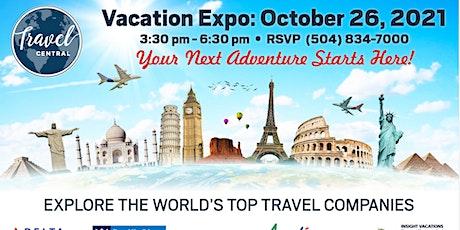 Vacation Expo 2021! tickets