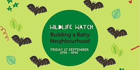 Wildlife Watch at Gypsy Brae tickets
