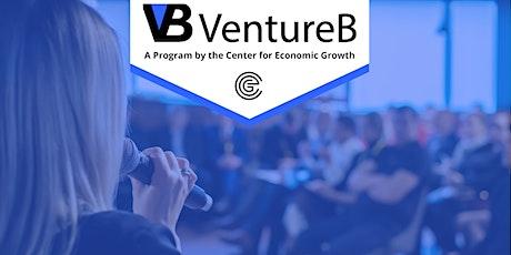 September VentureB Virtual Pitch Presentation tickets