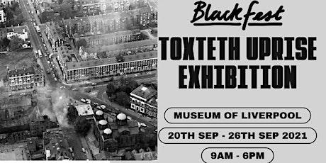 BlackFest Festival 2021: 1981 Toxteth Uprisings Digital Exhibition tickets