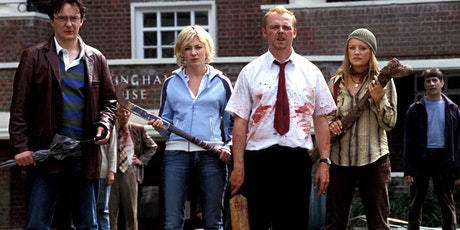 Row House Drive-In Cinema – Shaun of the Dead tickets
