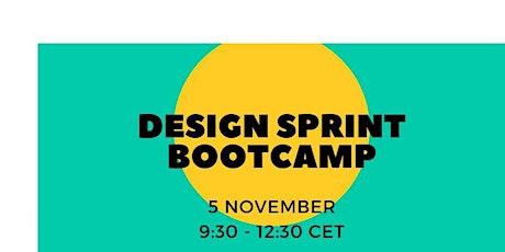 Design Sprint Bootcamp tickets