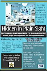 Hidden in Plain Sight tickets