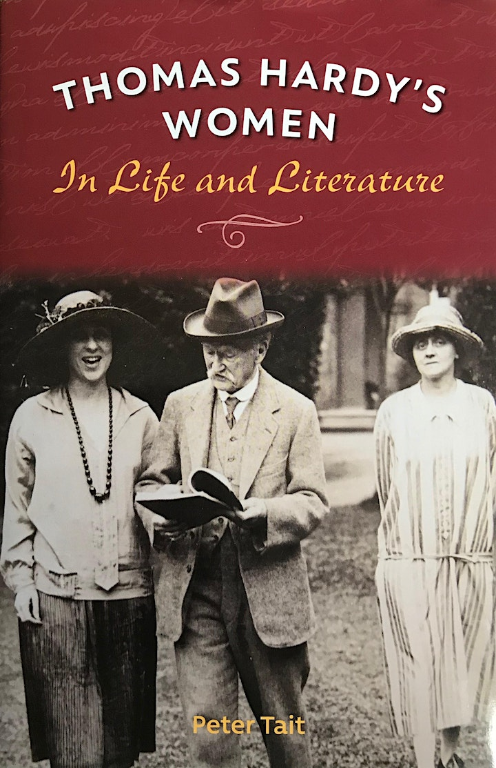 Thomas Hardy's Women: In Life and Literature - A Talk from Peter Tait image