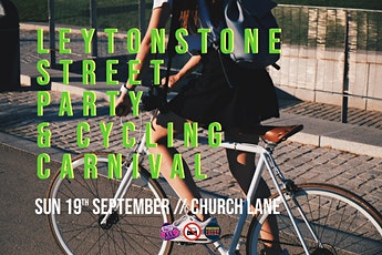 Leytonstone Street Party & Cycling Carnival tickets