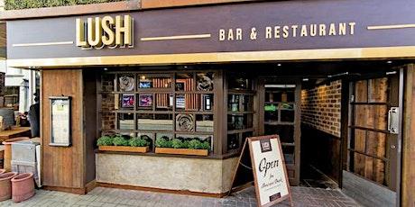 Pi Singles Mid Week Good Food Night at Lush in Barnstaple tickets