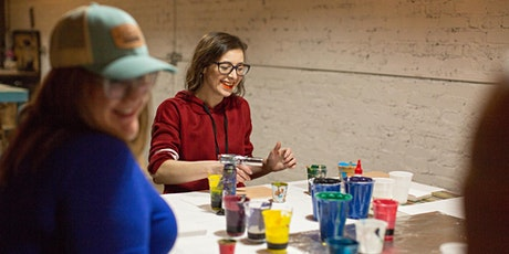 Adventure into Acrylic Pouring! (Oct. 2) tickets