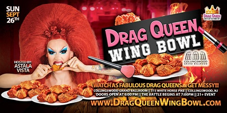 2021 Drag Queen Wing Bowl tickets