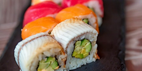 Colorful Pride Sushi - Online Cooking Class by Cozymeal™ tickets