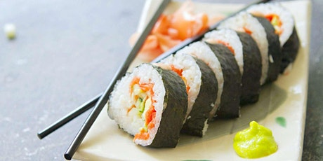 Sushi Making for Beginners - Cooking Class by Cozymeal™ tickets