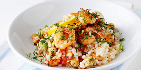Italian Risotto and Gelato - Online Cooking Class by Cozymeal™ tickets
