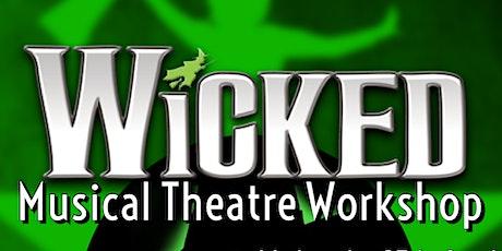 Wicked Workshop Whitburn tickets