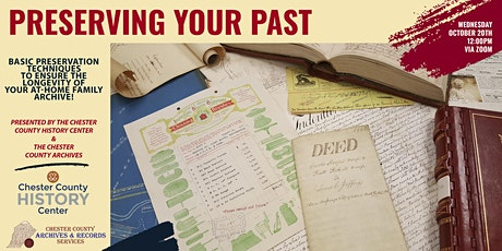 Preserving YOUR Past tickets