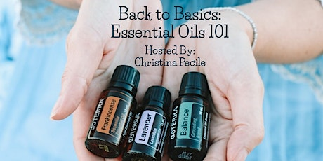 Back to Basics: Essential Oils 101 tickets