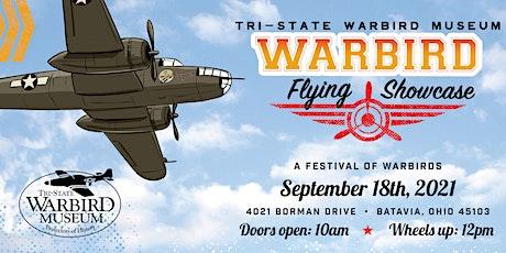 Tri-State Warbird Museum - 2021 Warbird Flying Showcase tickets