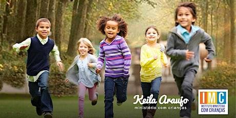 Retiro para Líderes de Crianças 2022 (Pré Inscrição) ingressos