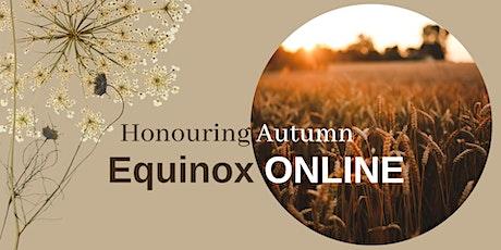 Honouring Autumn Equinox - Kundalini Yoga and Yoga Nidra ONLINE -ZOOM tickets
