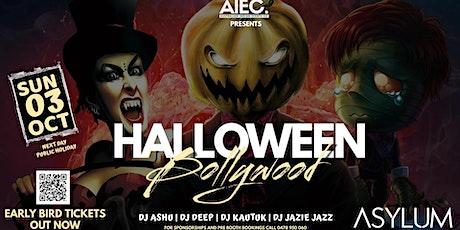 Halloween Bollywood Night tickets