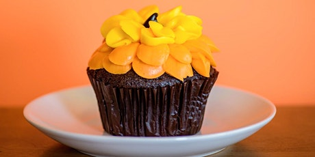 Make & Take: Decorate Cupcakes with Fall Flowers tickets