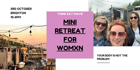 Day Retreat 'Think Eat Move' tickets