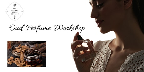Private Group Oud Perfume Making Experience (for 8-10 people) tickets
