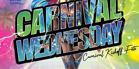 Carnival Wednesday - Fete Experience tickets