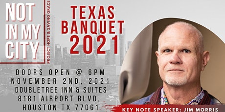 Not In My City Project Hope and Saving Grace 2021 Banquet tickets