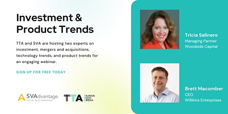 WEBINAR: US Investment Trends and Retail Strategy for Startups tickets
