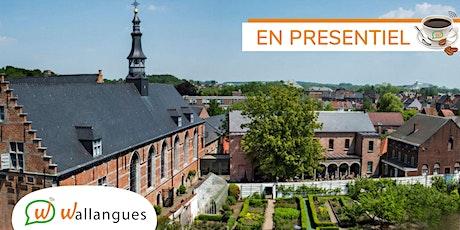 Café-Langues + visite de l'Hôpital Notre-Dame à la Rose - Lessines billets
