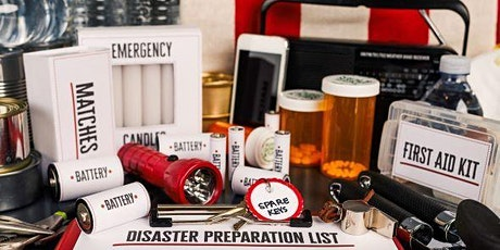 Emergency Preparedness Virtual class- Get Informed , Know What to Do! tickets