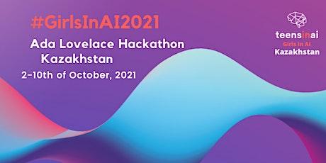 #AdaHack2021 Hackathon –  Kazakhstan tickets
