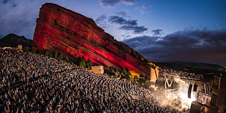 DOD In-Person Tour: Red Rocks Park and Amphitheatre tickets