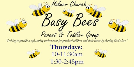 Busy Bees (10-11:30am) tickets