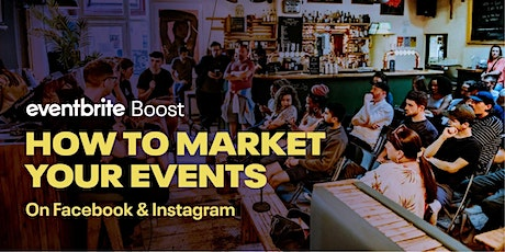 Eventbrite Boost: How To Grow Your Instagram Following tickets