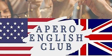 2ème  Apéros English Club billets