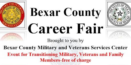 Bexar County Career Fair/Attendee Registration tickets