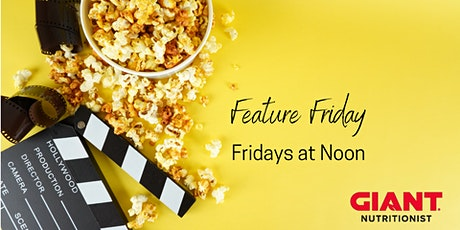 VIRTUAL October: Feature Friday tickets