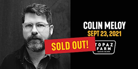 SOLD OUT: Colin Meloy at Topaz Farm tickets