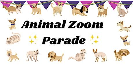 Animal Zoom Parade tickets