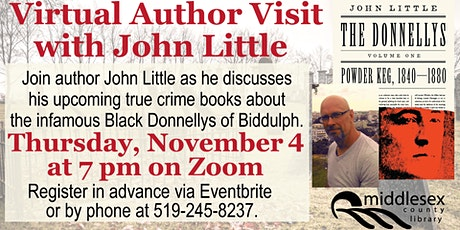 John Little: The Donnellys (Vol. I & II) tickets