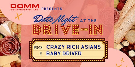 Date Night at the Drive-In tickets